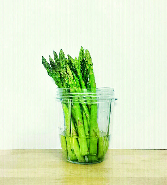 4  Steps to Store Your Asparagus
