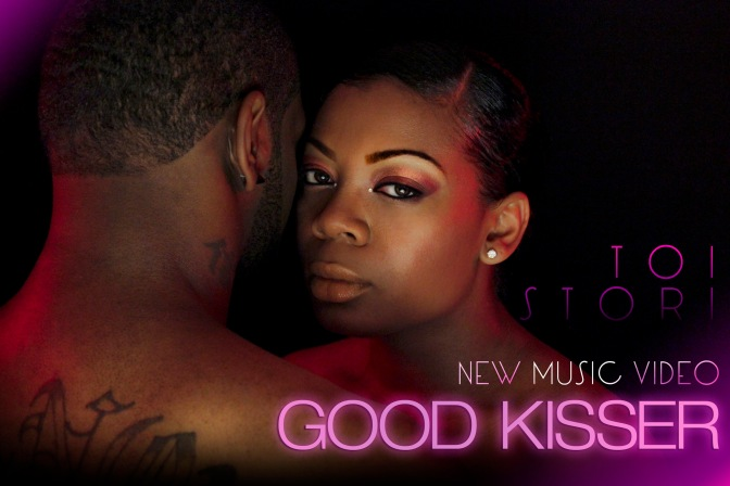 My Official Music Video – GOOD KISSER + THANK YOU'S!