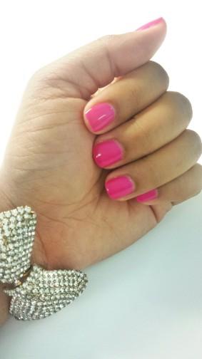 Shellac'd Nails