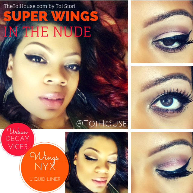 SUPER WINGS IN THE NUDE – Beauty Box