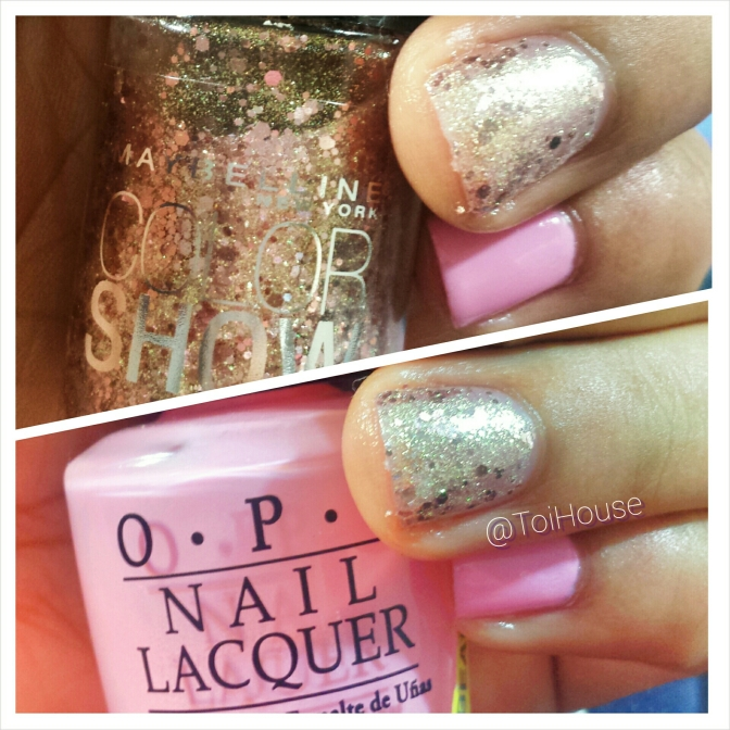 Pretty in Pink – She Nailed It!