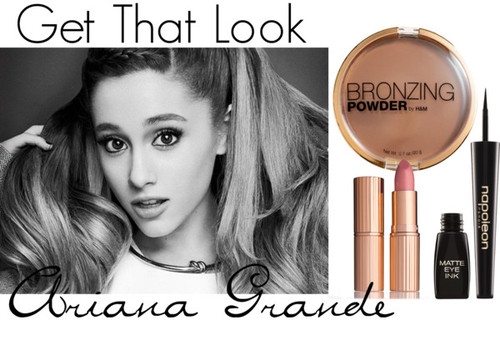 BEAUTY | Get That Look: Ariana Grande
