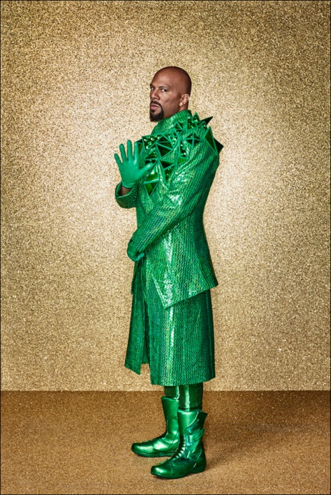 THE WIZ LIVE! -- Season: 2015 -- Pictured: Common as The Bouncer -- (Photo by: Paul Gilmore/NBC)