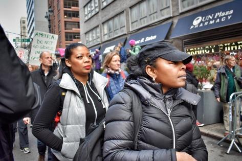 Women's March 2017 - NYC Photo credit Tasheea N.